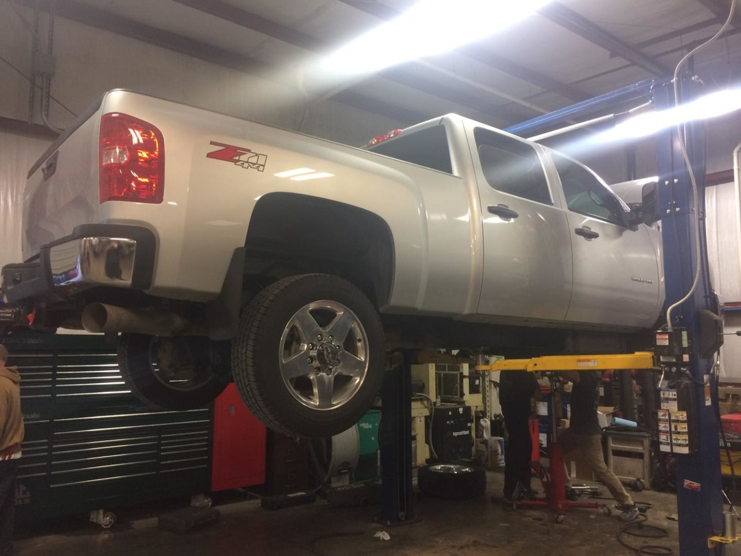 Chevy Duramax Amsoil Full Service Bypass Oil Filter CPS Auto and Marine Grimes Iowa